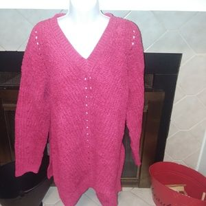 NWT Lane Bryant tunic sweater 14/16